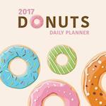 2017 Donuts Daily Planner af Kalendar Press