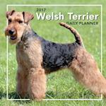 2017 Welsh Terrier Daily Planner