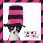 Funny Animal Calendar 2017