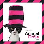 Calendrier Animal Drule 2017