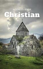 Address Book Christian