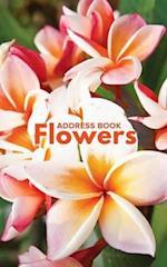 Address Book Flowers