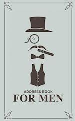 Address Book for Men