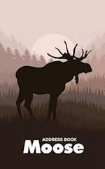 Address Book Moose