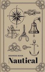 Address Book Nautical