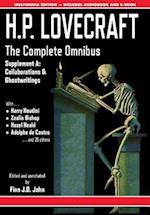 H.P. Lovecraft - The Complete Omnibus Collection - Supplement A: Collaborations and Ghostwritings