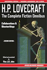 H.P. Lovecraft - The Complete Fiction Omnibus Collection - Second Edition: Collaborations and Ghostwriting