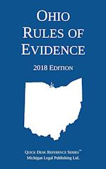 Ohio Rules of Evidence; 2018 Edition