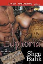 Euphoria [Cedar Falls 9] (Siren Publishing Classic ManLove)