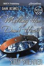 Melting Her Dom's Heart [Dark Desires 3] (Siren Publishing Sensations)