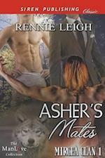 Asher's Mates [Mircea Clan 1] (Siren Publishing Menage Amour ManLove)
