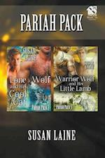 Pariah Pack [Lone Wolf and His Cool Cat : Warrior Wolf and His Little Lamb] (Siren Publishing Classic ManLove) af Susan Laine