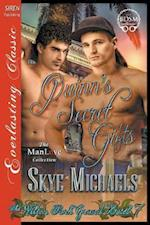 Quinn's Secret Gifts [The Wilton Park Grand Hotel 7] ManLove - The BDSM Collection