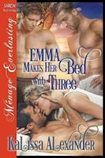 Emma Makes Her Bed with Three (Siren Publishing Menage Everlasting)