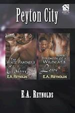 Peyton City [The White Panther's Claim : Strength of a Wildcat's Love] (Siren Publishing Ménage Amour ManLove)
