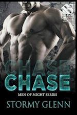 Chase [Men of Might 1] (Siren Publishing: The Stormy Glenn ManLove Collection)