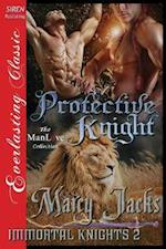 Protective Knight [Immortal Knights 2] (Siren Publishing Everlasting Classic ManLove)