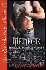 Mended [Federal Paranormal Agency 8] (Siren Publishing Everlasting Classic ManLove)