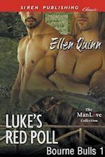 Luke's Red Poll [Bourne Bulls 1] (Siren Publishing Classic ManLove)