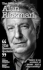 The Delaplaine ALAN RICKMAN - His Essential Quotations af Andrew Delaplaine