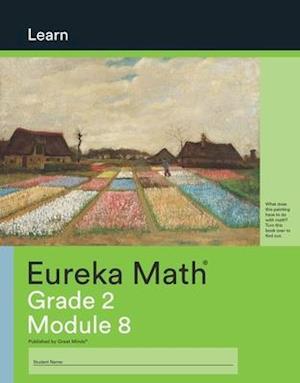 Eureka Math Grade 2 Learn Workbook #4 (Module 8)