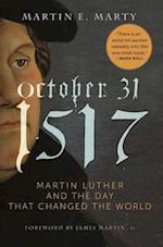 October 31, 1517 - Paperback
