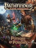 Pathfinder Player Companion Potions & Poisons