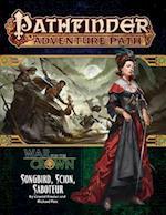 Pathfinder Adventure Path - Songbird, Scion, Saboteur af Richard Pett