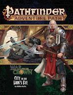 Pathfinder Adventure Path af Richard Pett