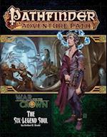 Pathfinder Adventure Path - the Six-legend Soul af Amber E. Scott