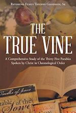 The True Vine: A Comprehensive Study of the Thirty Five Parables Spoken by Christ in Chronological Order