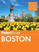 Fodor's Boston (Full color Travel Guide)