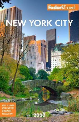 Fodor's New York City 2020