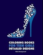 Coloring Books for Teen Girls