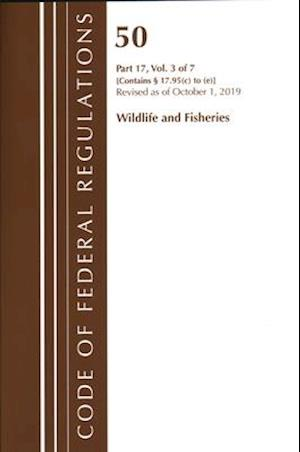 Code of Federal Regulations, Title 50 Wildlife and Fisheries 17.95(c)-(e), Revised as of October 1, 2019