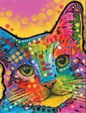 Dean Russo Tilted Head Cat Journal