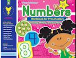 Snissy Snit Burger(tm) Numbers Workbook for Preschoolers