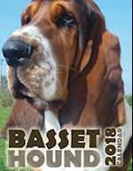 Basset Hound 2018 Calendar