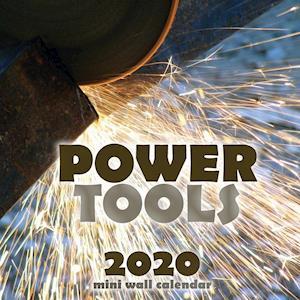 Power Tool 2020 Mini Wall Calendar