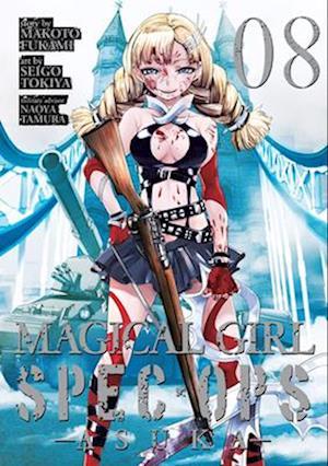 Magical Girl Spec-Ops Asuka Vol. 8