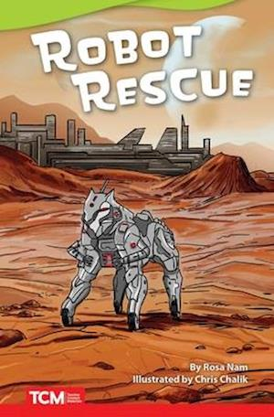 Robot Rescue (Challenging Plus)