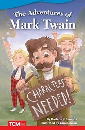 The Adventures of Mark Twain (Challenging Plus)