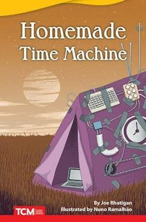 Really Gross Time Machine (Challenging Plus)