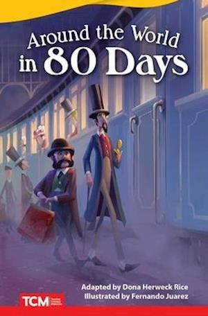 Around the World in 80 Days (Challenging Plus)