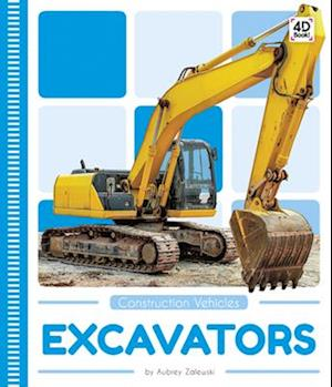 Construction Vehicles: Excavators
