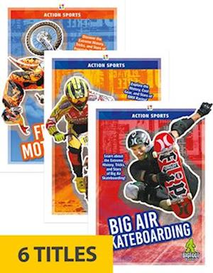 Action Sports (Set of 6)