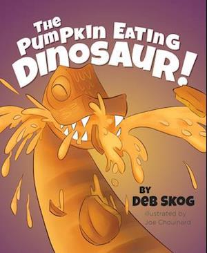 The Pumpkin Eating Dinosaur