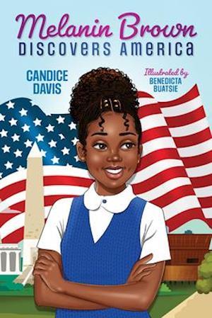 Melanin Brown Discovers America