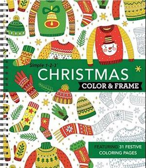 Color and Frame Christmas