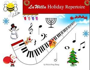 LaWilla Holiday Repertoire